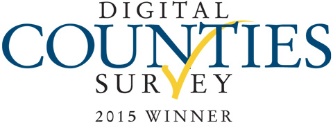 2015 Digital Counties Survey Winner