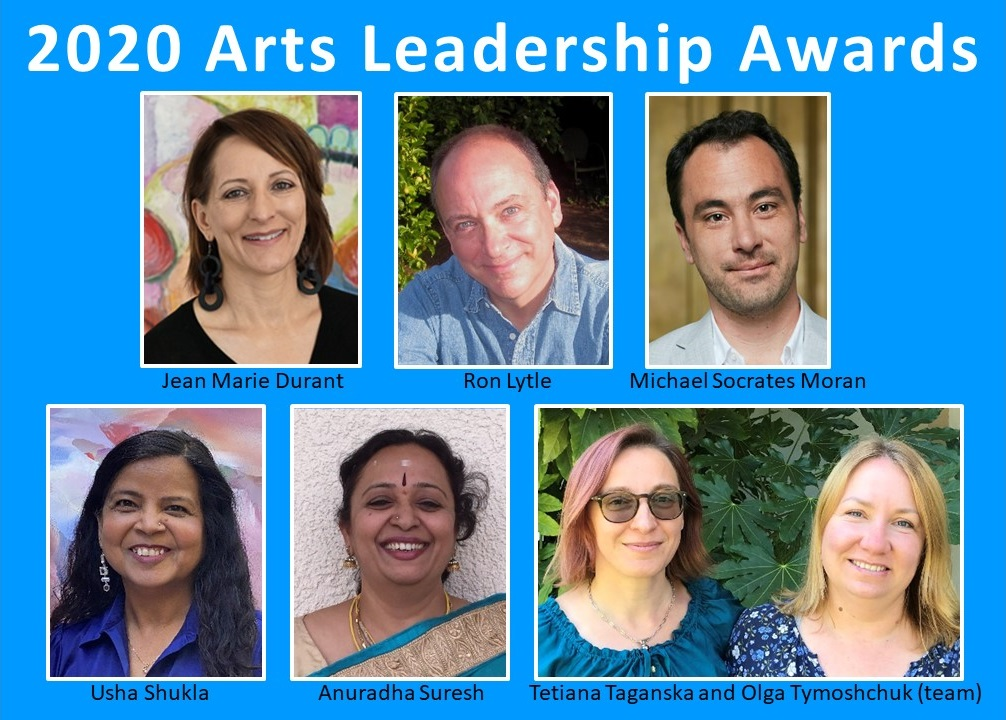 2020 Alameda County Arts Leadership Awards