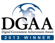 Digital Government Achievement Award