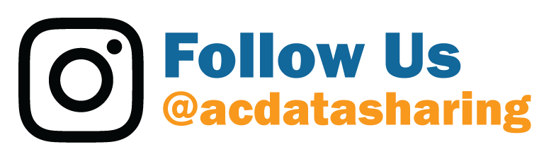 Follow us on Instagram @acdatasharing